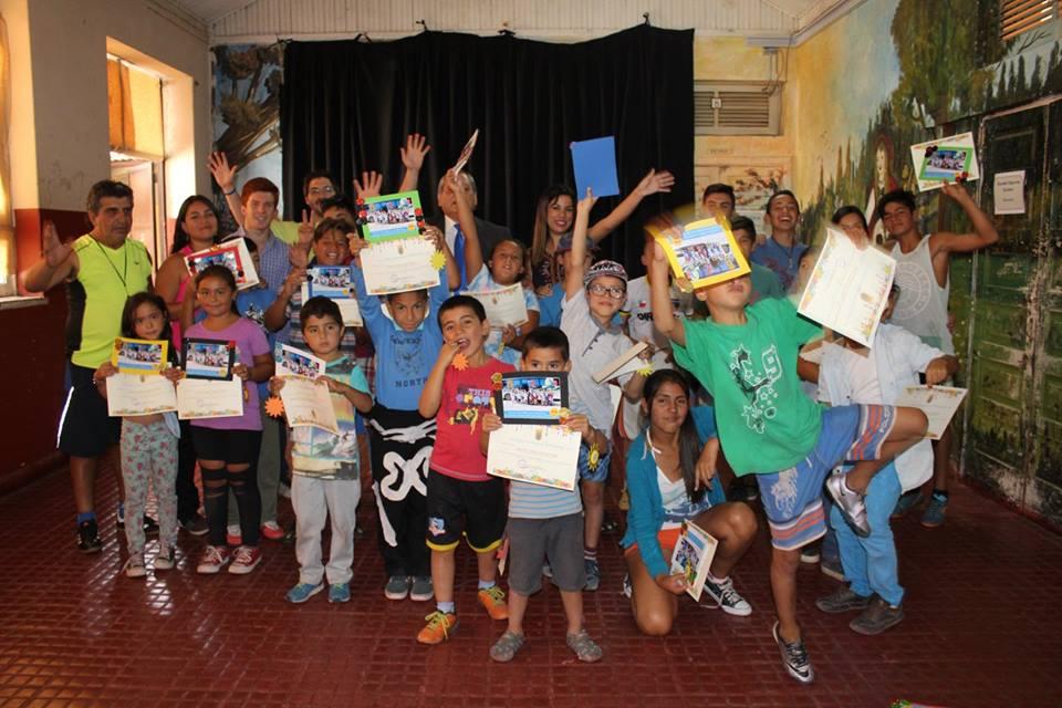 Finalización Programa Centro Para Niños Con Cuidadores Principales Temporeros