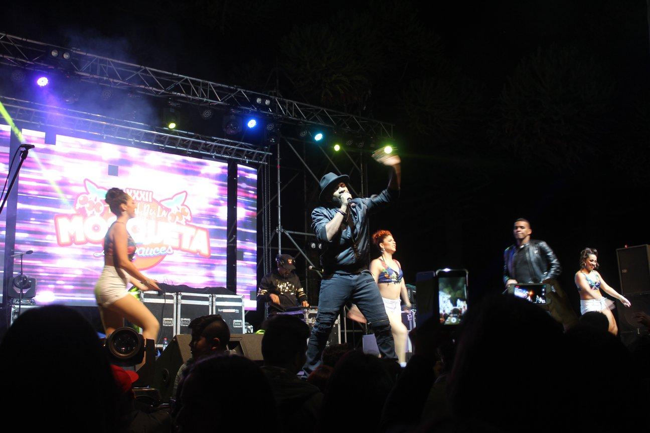 Festival de La Mosqueta 2018