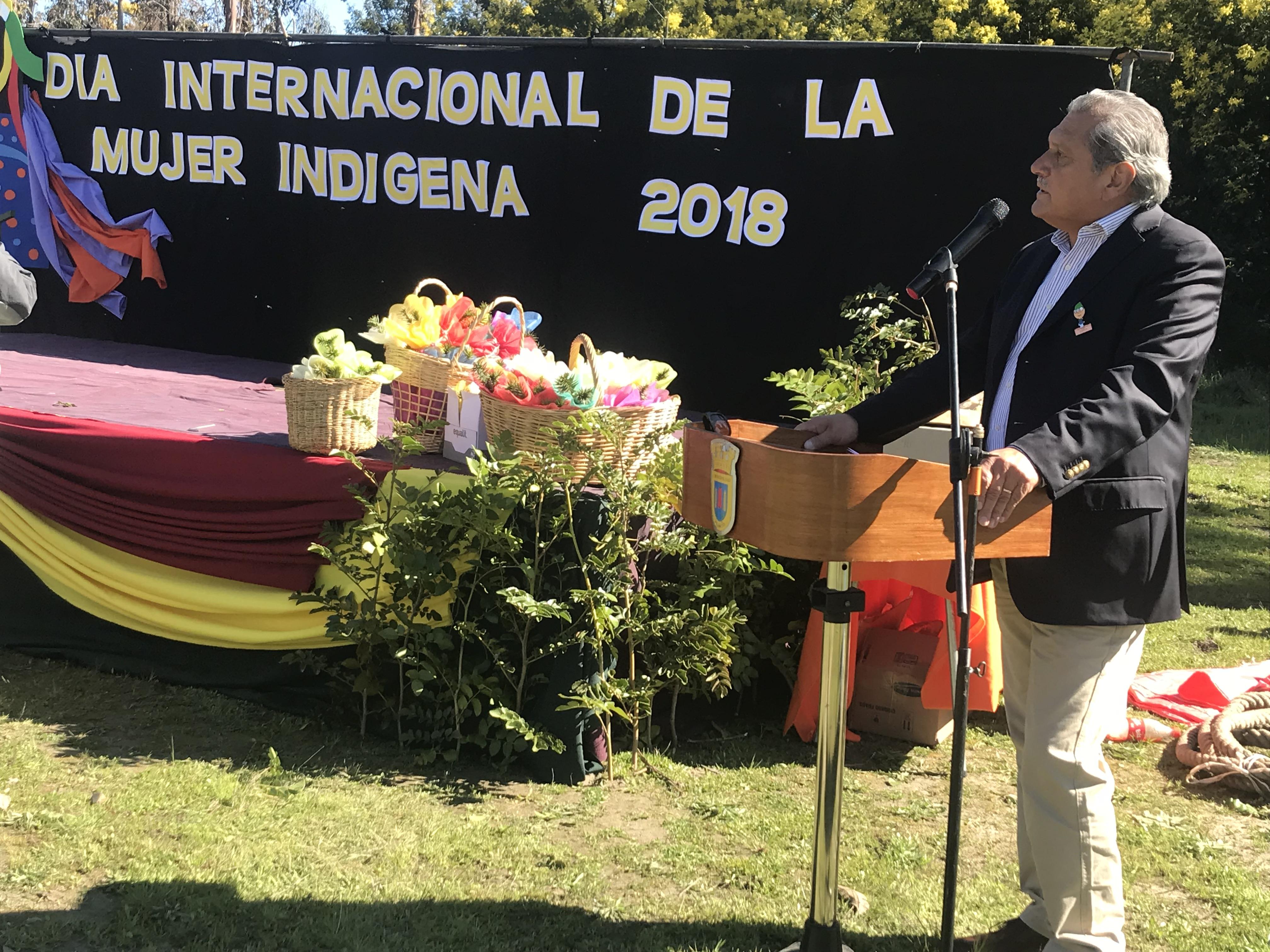 CELEBRACIÓN DEL DÍA INTERNACIONAL DE LA MUJER ÍNDIGENA